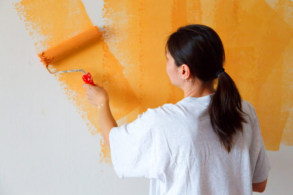 Tips and Tricks for Interior Painting