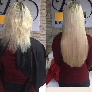 Hair extensions Calgary